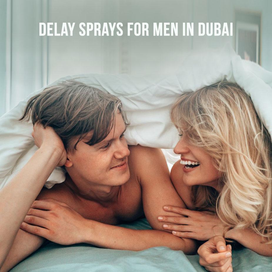 Delay Sprays For Men In Dubai